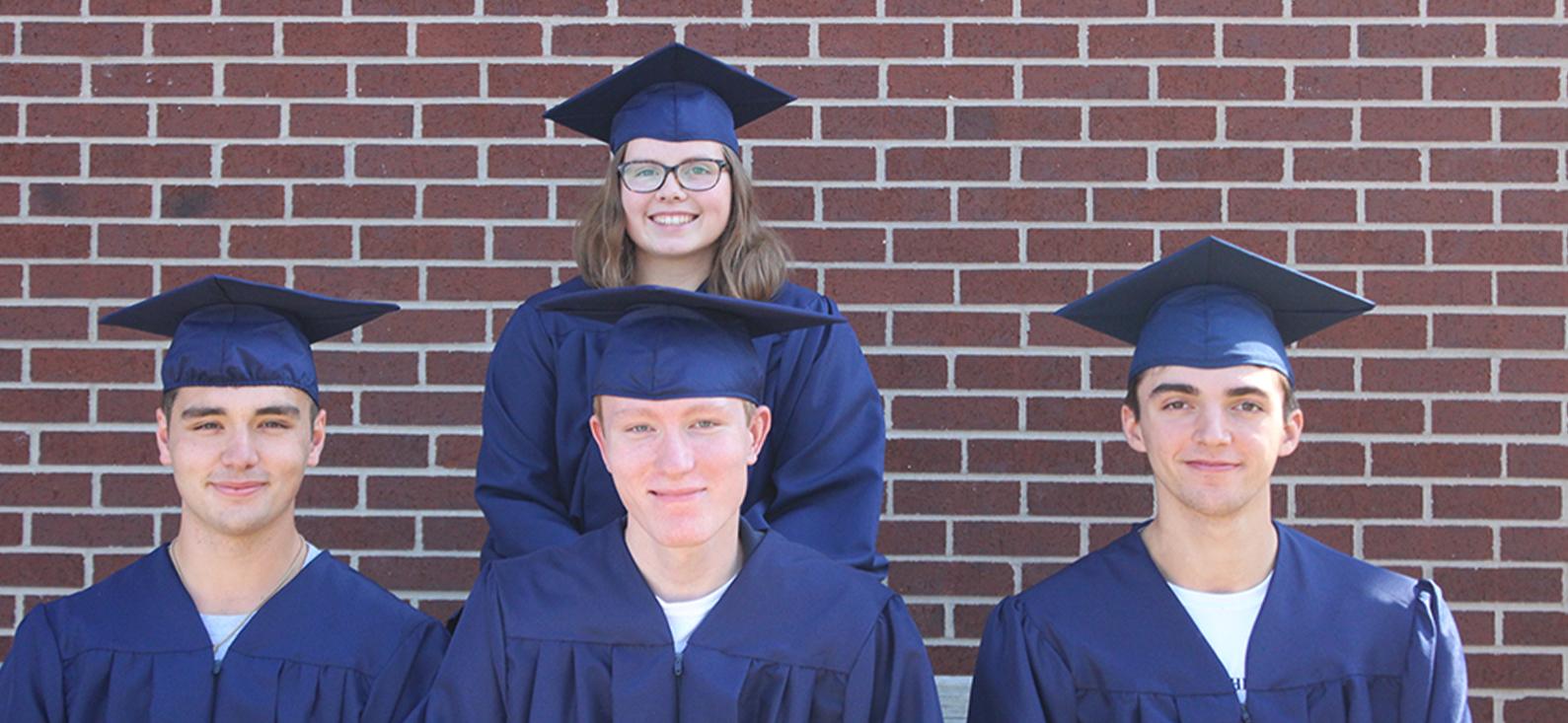 Top Graduating students ILCA